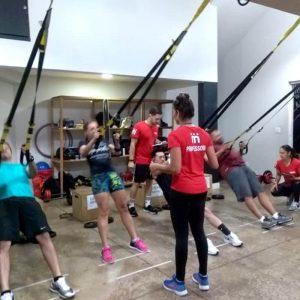 imagem aula treinamento funcional exercicios
